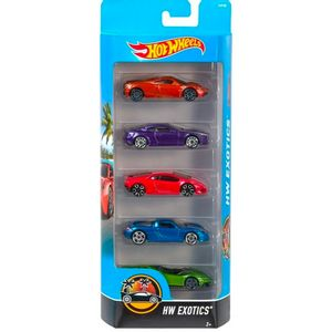Hot-Wheels-Exotics---Mattel