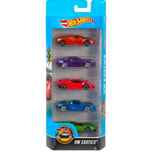 Hot-Wheels-Exotics---Mattel