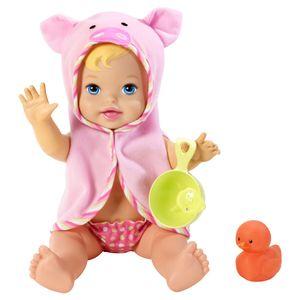 Little-Mommy-Momentos-do-Bebe-Hora-do-Banho---Mattel