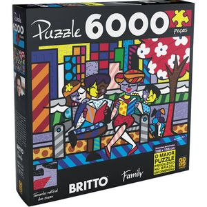 Quebra-Cabeca-Romero-Britto-Family-6000-Pecas---Grow