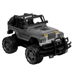 Carrinho-de-Controle-Remoto-Garagem-S-A-Jeep-Overpass-Cinza---Candide