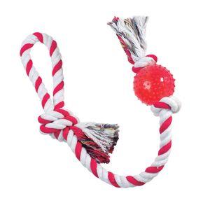 Corda-Knot-Cool-Com-Bolinha-Vermelha---Petbrink