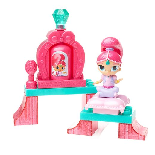 Mega-Bloks-Quarto-Magico-Shimmer---Mattel