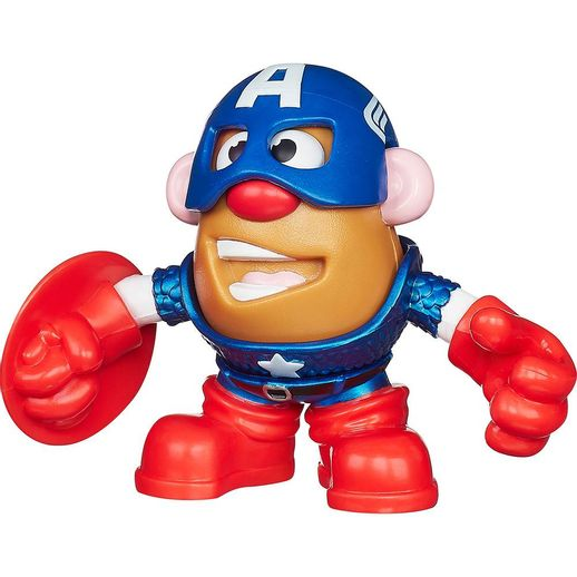 Boneco-Mr.-Potato-Head-Capitao-America-Marvel---Hasbro