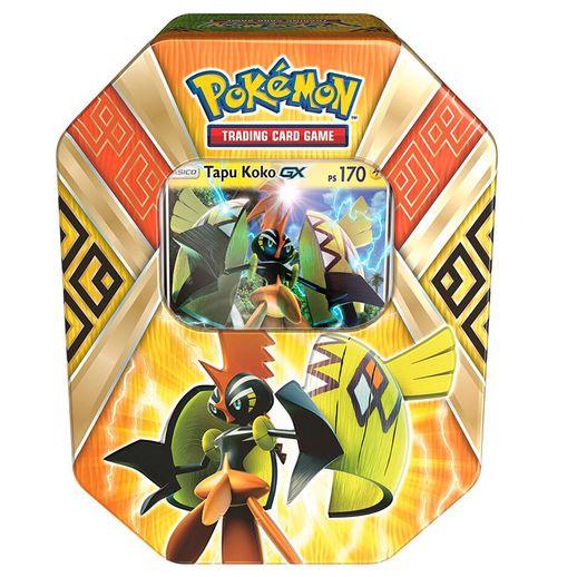 Pokemon-Latas-Gx-Guardioes-das-Ilhas-Tapu-Koko---Copag