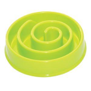 Comedouro-Espiral-Verde---Pet-Brink