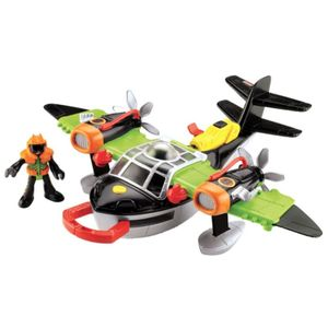 Imaginext-Super-Avioes-Sky-Racer-Windscorpion---Mattel