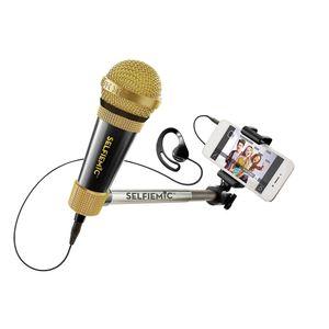 Microfone-Selfie-Mic---Estrela