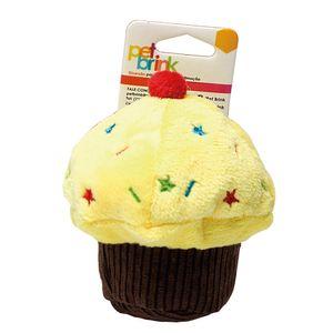 Cupcake-Divertido-Amarelo---Pet-Brink