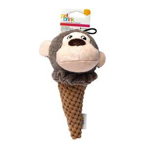 Pelucia-Macaco-Sorvete---Pet-Brink