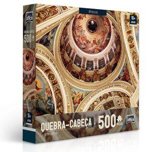 Quebra-Cabeca-500-Pecas-Arte-Sacra---Toyster
