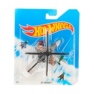 Aviao-Hot-Wheels-Skybusters-Sky-Shredder---Mattel