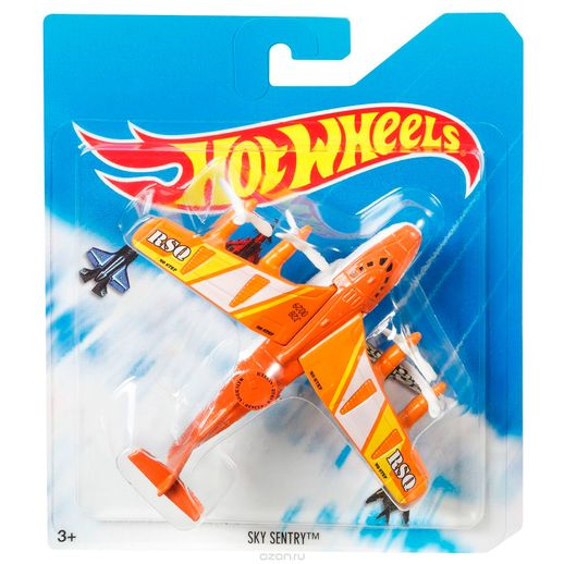 Aviao-Hot-Wheels-Skybusters-Sky-Sentry---Mattel