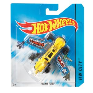 Aviao-Hot-Wheels-Skybusters-Freeway-Flyer---Mattel