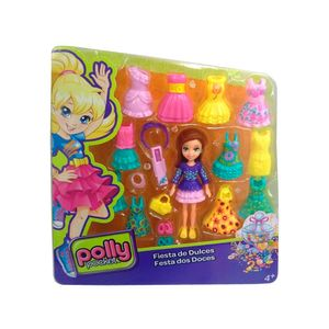 Polly-Pocket-Festa-dos-Doces---Mattel