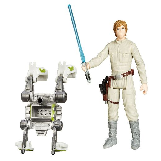 Boneco-Jungle-Luke-Skywalker-Star-Wars---Hasbro