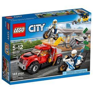 Lego-City-60137-Caminhao-Reboque-em-Dificuldades---Lego