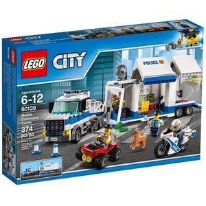 Lego-City-60139-Centro-de-Comando-Movel---Lego