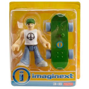 Imaginext-Skatista-com-Acessorios---Mattel