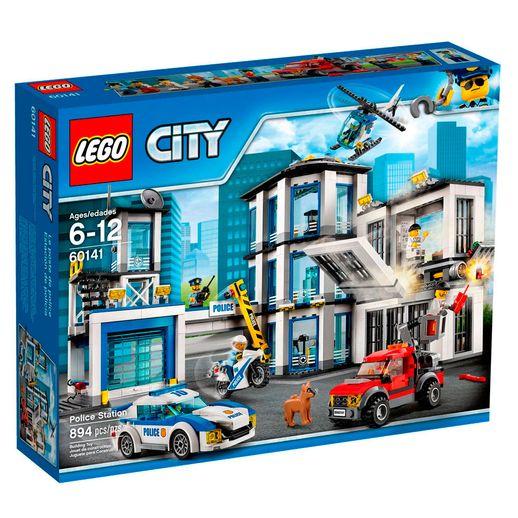 Lego-City-60141-Esquadra-da-Policia---Lego