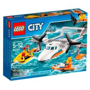 Lego-City-60164-Hidroaviao-de-Resgate---Lego