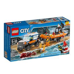 Lego-City-60165-Unidade-de-Resgate-4x4---Lego