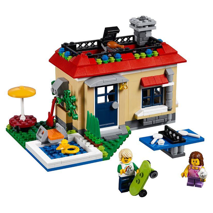 bd52a0813 Lego Creator 31067 Férias no Jardim - Lego   Toymania - Toymania
