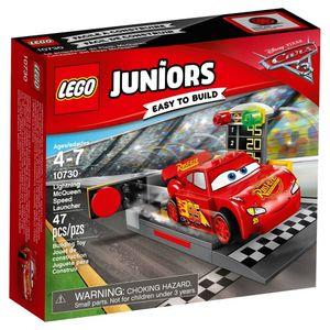 Lego-Junior-10730-Pista-de-Lancamento-do-Relampago-McQueen---Lego
