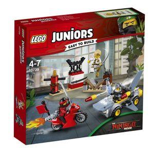 Lego-Junior-10739-Ataque-Tubarao---Lego