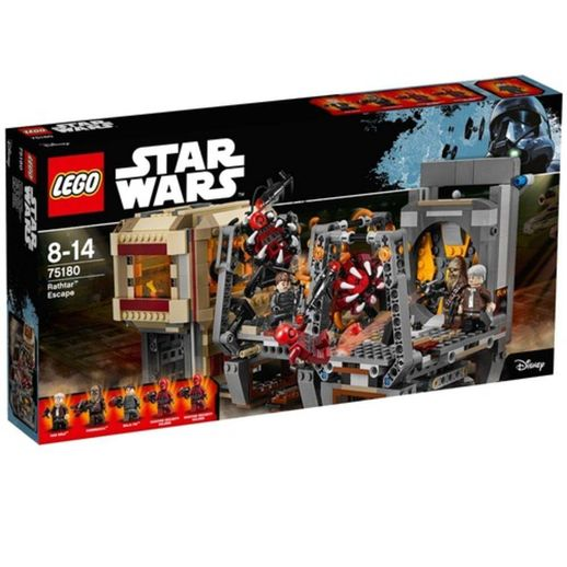 Lego-Star-Wars-75180-Fugindo-ao-Rathtar---Lego
