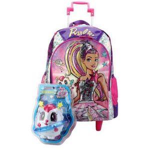 Mochielte-G-2-em-1-Barbie-Aventura-nas-Estrelas-Rosa---Sestini
