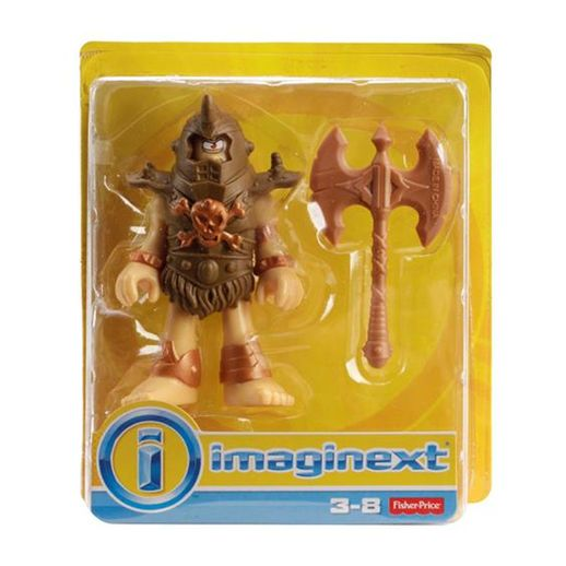 Imaginext-Fisher-Price-com-Acessorio---Mattel