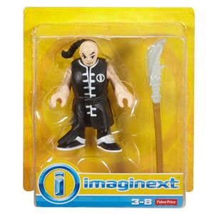 Imaginext-Fisher-Price-Samurai-com-Acessorio---Mattel