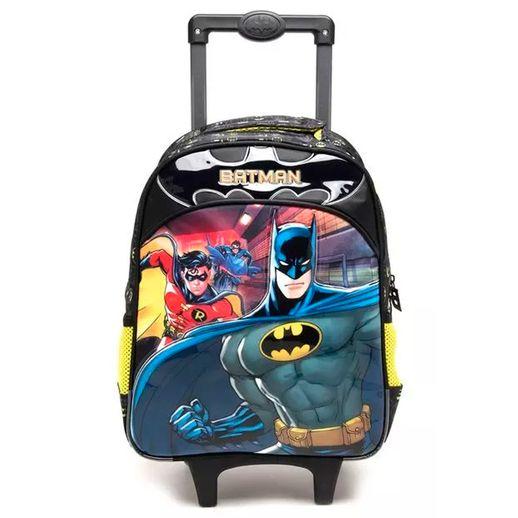 Kit-Mochilete-Batman-Bat-Squad---Xeyus