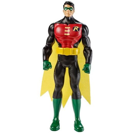Boneco-Robin-Liga-Da-Justica-15cm---Mattel
