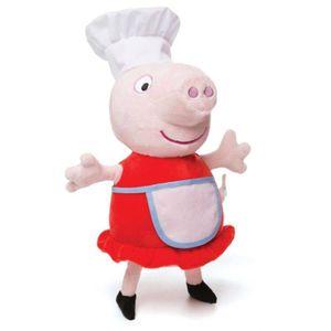 Pelucia-Peppa-Pig-Chef-30cm---Estrela