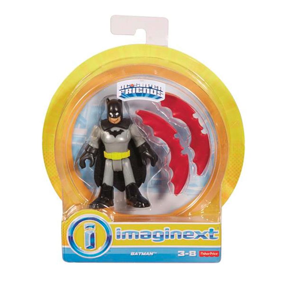 c1b54b3d65e11 Imaginext Liga Da Justiça Boneco Batman - Mattel