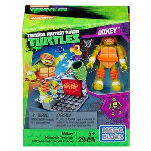 Mikey-Treino-Nunchuk-Tartarugas-Ninjas-Mega-Bloks---Mattel
