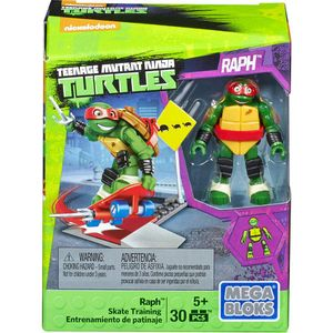 Mega-Bloks-Tartarugas-Ninja-Animation-Treino-Rua-Raphael---Mattel