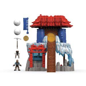 Imaginext-Templo-Yeti---Mattel