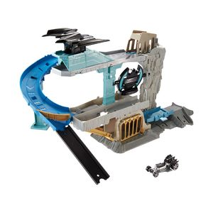 Hot-Wheels-Conjunto-Batcaverna---Mattel-