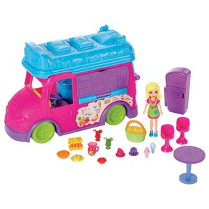 Polly-Pocket-Food-Truck-2-em-1---Mattel