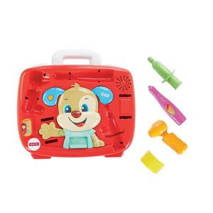 Fisher-Price-Cuidando-do-Cachorrinho---Mattel