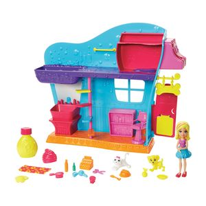 Polly-Pocket-Spa-dos-Bichinhos---Mattel