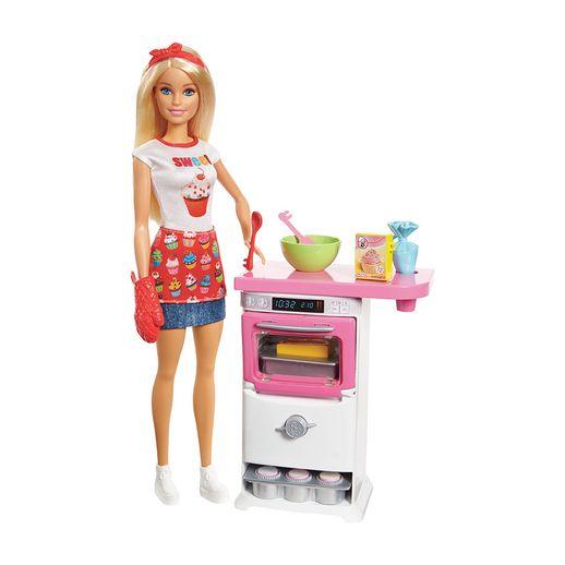 Barbie-Chef-de-Bolinhos---Mattel