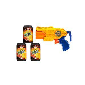 X-Shot-Lanca-Dardo-Micro-X3-com-Lata-3-Tiros---Candide