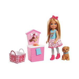 Barbie-Cozinhando-e-Criando-Barraca-de-Lanches---Mattel