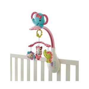 Fisher-Price-Mobile-Amiguinhas-Animais---Mattel