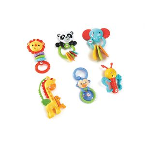 Fisher-Price-Animaizinhos-Divertidos---Mattel