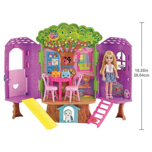 Barbie-Casa-da-Arvore-da-Chelsea---Mattel